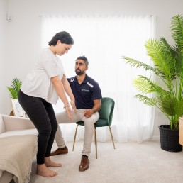 NDIS Physio Exercises In Home Care